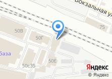 Компания «Оптовый магазин отделочных материалов» на карте