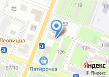 Компания «Городской свет» на карте