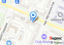 Компания «СтройИнфо» на карте