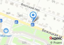 Компания «Магазин цветов на Бежицкой» на карте