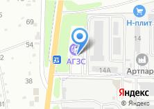 Компания «АГЗС на Литейной» на карте