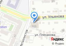 Компания «Адвокат Коломоец А.Д.» на карте