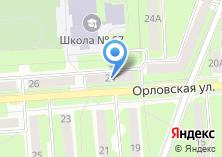 Компания «ЗАГС Бежицкого района» на карте