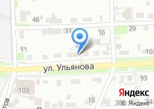 Компания «Брянскэнергосбыт» на карте
