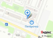 Компания «Строящийся жилой дом по ул. Флотская» на карте