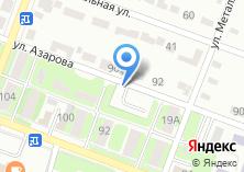 Компания «Автостоянка на Ново-Советской» на карте