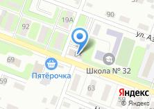 Компания «Участковый пункт полиции Бежицкий район» на карте
