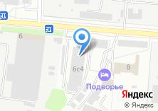 Компания «Мебель-Арт» на карте