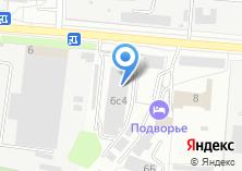 Компания «ПАРК32» на карте