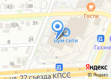 Компания «Ногтики» на карте