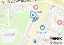 Компания «Олимпик-Тур» на карте