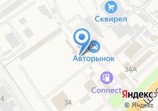 Компания «АвтоСтудия» на карте
