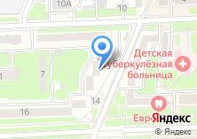 Компания «МУСТАНГ-АВТО» на карте