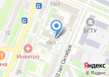 Компания «ЦентрСпецавтоматики» на карте