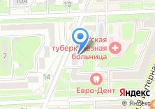 Компания «Газпром межрегионгаз Брянск» на карте