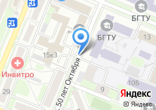 Компания «РОСТПРОДУК» на карте