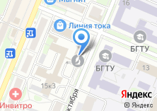 Компания «ПЕЧАТЬ32» на карте