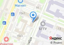 Компания «ПРИНТ-Ателье - Печати, штампы, визитки СОТРУДНИЧЕСТВО» на карте
