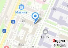 Компания «Центр профессиональных бухгалтерских услуг» на карте