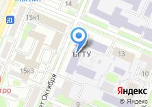 Компания «Информатик» на карте