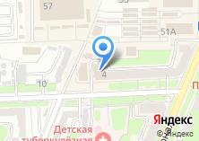 Компания «СПУТНИКОВОЕ ТВ» на карте