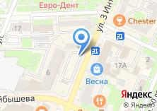Компания «Магазин цветов на ул. 3 Интернационала» на карте