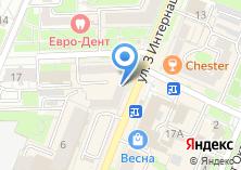 """Компания «""""Толмач""""» на карте"""