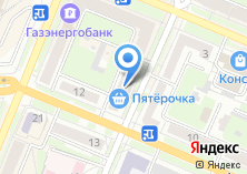 Компания «Ё» на карте