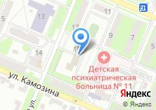 Компания «Центр занятости населения г. Брянска» на карте