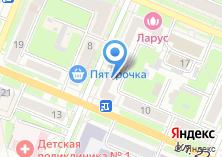 Компания «БульварКафе» на карте