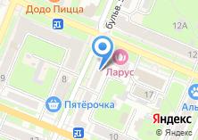 Компания «СпортМания» на карте