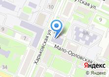 Компания «Центр детского технического творчества Брянской области» на карте