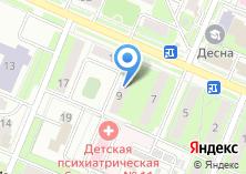Компания «Компьюмаркет сервис» на карте