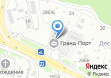 Компания «АВТОЮРИСТ» на карте