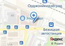 Компания «Ателье galina» на карте