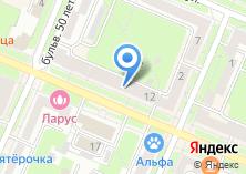 Компания «Электросвет» на карте