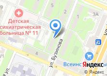 Компания «БрянскСтрой-М» на карте