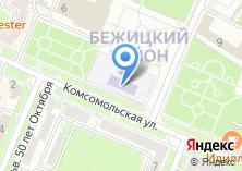 Компания «Детская школа искусств №1 им. Т.П. Николаевой» на карте