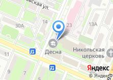 Компания «Федерация рукопашного боя» на карте