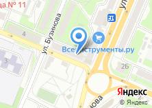 Компания «Межтопэнергобанк» на карте