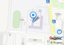 Компания «Средняя общеобразовательная школа №61» на карте
