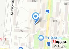 Компания «DENRI» на карте