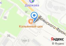 Компания «Автомоечный комплекс на Рославльской» на карте