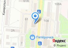 Компания «Маникюрный салон на Почтовой» на карте