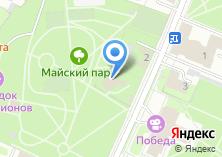 Компания «Ветерок» на карте