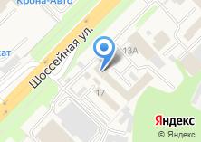 Компания «ТехАвтоЦентр-Брянск» на карте
