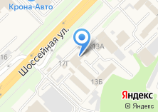 Компания «Ивановский текстиль от К» на карте