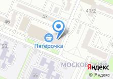 Компания «БрянскШвейМаш» на карте