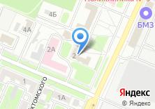 Компания «Управление Пенсионного фонда РФ в Бежицком районе» на карте