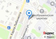 Компания «Детский сад №13 Малыш» на карте